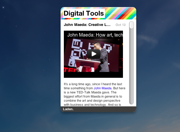 digital-tools-dashboard-widget