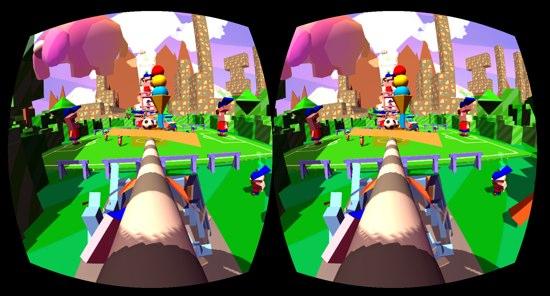 Dumpy Elephant Oculus Rift VR