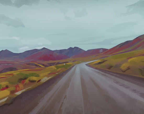Peter Boeme Google Streetview Landscape